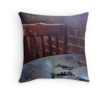 Aztec Table Throw Pillow