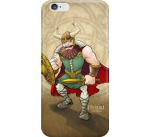 Viking Warrior iPhone Case/Skin