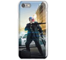PayDay iPhone Case/Skin