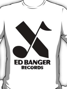 Ed Banger Records - Logo T-Shirt