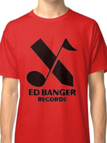 Ed Banger Records - Logo Classic T-Shirt