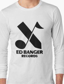 Ed Banger Records - Logo Long Sleeve T-Shirt