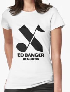 Ed Banger Records - Logo Womens Fitted T-Shirt