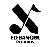 Ed Banger Records - Logo Photographic Print