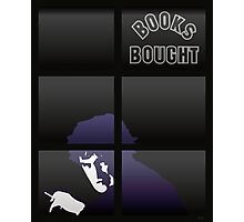 Black Books - Bernard Black Photographic Print