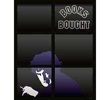 Black Books - Bernard Black Photographic Print