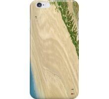 The Beach - Rock Cornwall iPhone Case/Skin