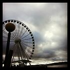 Seattle Wheel by vulcanandroid