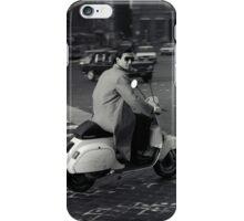 Scooterman Rome iPhone Case/Skin