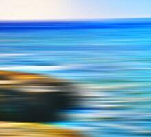 Last Ocean To Cross by Denise Abé
