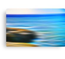 Last Ocean To Cross Canvas Print