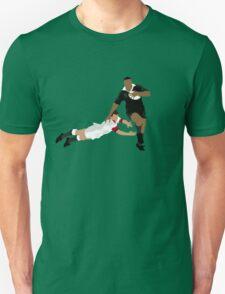 Jonah Lomu (1975-2015) T-Shirt