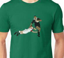 Jonah Lomu (1975-2015) Unisex T-Shirt