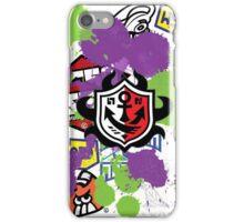 Splatoon Inspired: Ink Splat Brand iPhone Case/Skin