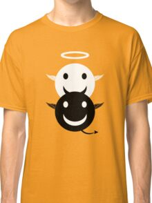 The Angel and the Devil Classic T-Shirt