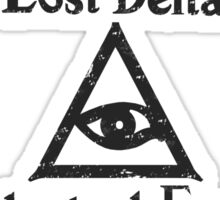 Lost Delta Expedition  Sticker