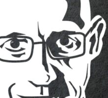Oh Foucault!  Sticker