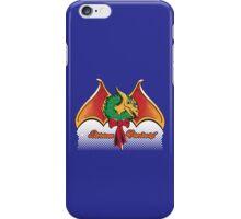 Christmas Pterodactyl iPhone Case/Skin