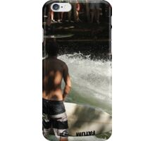 City Surfers iPhone Case/Skin