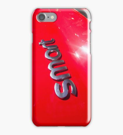 Smart Fortwo mhd Coupe Smart Logo [ Print & iPad / iPod / iPhone Case ] iPhone Case/Skin