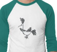 Bird of Paradise Men's Baseball ¾ T-Shirt