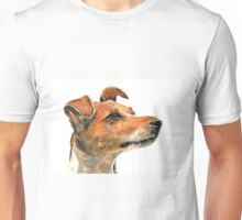 Jack Russell Dog Unisex T-Shirt