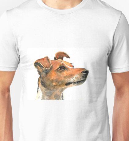 Jack Russell Dog Unisex T-Shirt