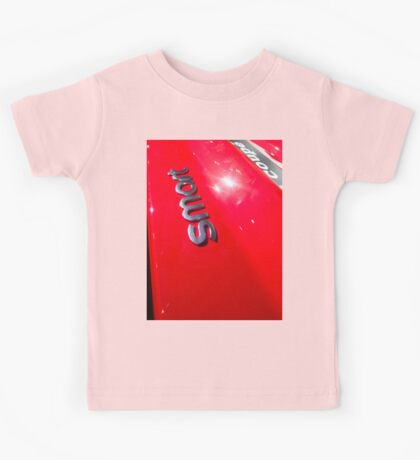 Smart Fortwo mhd Coupe Smart Logo [ Print & iPad / iPod / iPhone Case ] Kids Tee