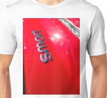 Smart Fortwo mhd Coupe Smart Logo [ Print & iPad / iPod / iPhone Case ] Unisex T-Shirt