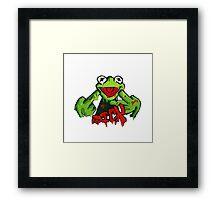 OG Kermit Framed Print