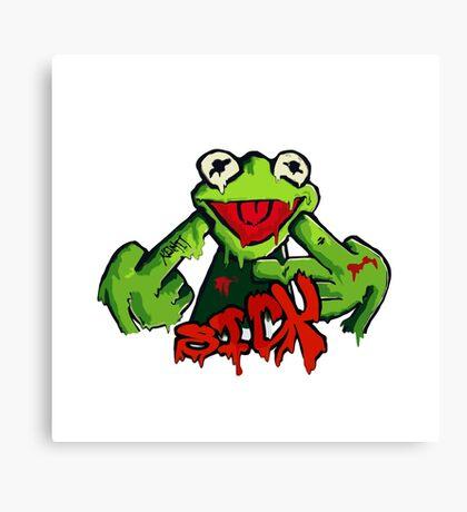 OG Kermit Canvas Print