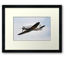 Hawker Sea Fury T Mk 20 Framed Print