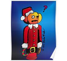 Christmas Card - Dethro Poster