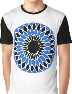 Papercut circle Graphic T-Shirt