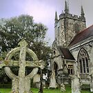 St.Mary in Hailsham (1) by Larry Davis