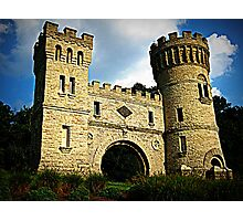The Castle Cincinnati Photographic Print