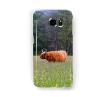 Spring In The Highlands Samsung Galaxy Case/Skin