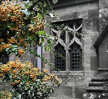 St.Mary in Hailsham (3) by Larry Lingard-Davis