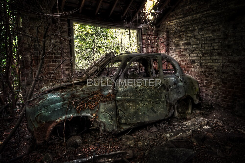 :Barn find: by BULLYMEISTER
