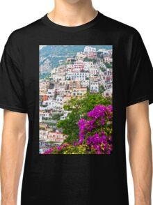 Positano Purple Classic T-Shirt