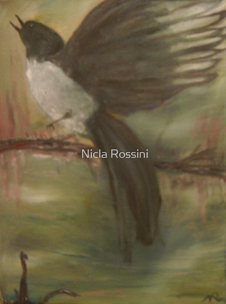 Leaving Behind by Nicla Rossini