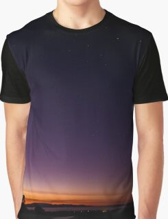 Sunrise on Mount Dandenong Graphic T-Shirt