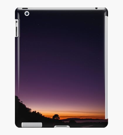 Sunrise on Mount Dandenong iPad Case/Skin