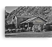 Taggart's Grill Canvas Print