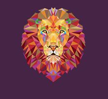Geometric Lion Unisex T-Shirt