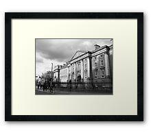 Trinity College, Dublin Framed Print