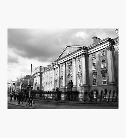 Trinity College, Dublin Photographic Print
