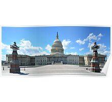 United States Capital - Washington D.C Poster