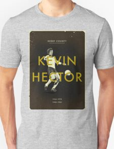Derby County - Kevin Hector T-Shirt