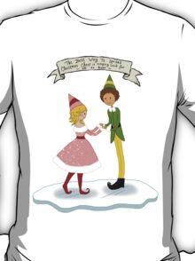 Christmas Cheer - Elf T-Shirt